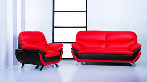 black and red furniture. jonus 3 pc sofa set blackred leather black and red furniture o