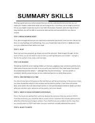 Example Summary Essay 9 10 Example Of An Article Summary Soft 555 Com