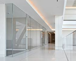 office glass panels. Series Cascade Glass Wall Office System Panels I