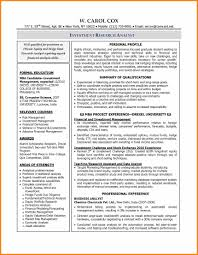 Resume Examples For Administrative Assistant New Hedge Fund