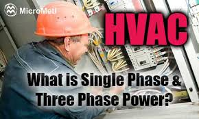 hvac single phase, three phase what's the difference 230 3 Phase Motor Wiring hvac single phase power three phase power at micrometl 230 volt 3 phase motor wiring