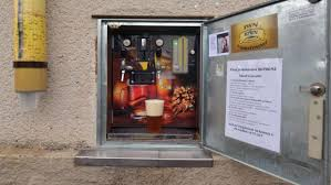 Beer Vending Machine Usa Awesome Czech Town Installs Selfservice Pub Uhrinovice's New Beer Vending