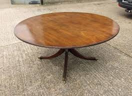 extendable dining table 8 10 oak glass seats antique furniture warehouse large round kitchen licious regency