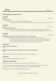 Free Resume Template For Mac Mesmerizing Word Resume Template Mac Unique Free Resume Templates For Mac Free