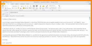 example of email 7 email example english pandora squared