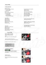 bobcat t320 fuel system cover oil pump 2