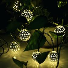lighting 25 bulb solar powered globe string lights