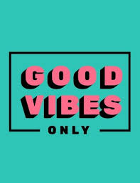 Positive Vibes Quotes Awesome Good Vibes Only 48 Weekly Planner Motivational Quotes To Do