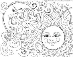Valuable Mandala Coloring Pages Free Printable Abstract Adult Animal