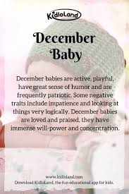 Birthmonths Reveal Amazing Personalities And Qualities About A Baby
