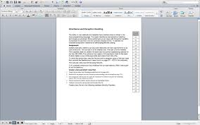 Search In Document A Home Layout Document Elements