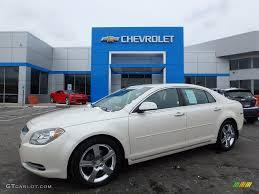 2012 White Diamond Tricoat Chevrolet Malibu LT #110754671 ...