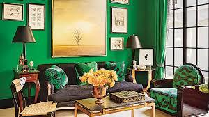 Home living room apartment living living room decor living spaces decoration inspiration decor ideas deco design eclectic decor eclectic style. 33 Spaces For Jewel Tone Paint Color Inspiration Architectural Digest