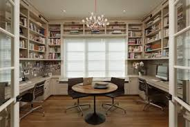 study office design. Fire Restoration In Chevy Chase Creates Opportunity For Whole House Renovation Classic Studyoffice Study Office Design
