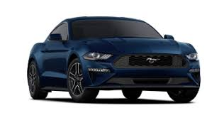 2021 <b>Ford</b>® <b>Mustang</b> Sports Car | Hear The Roar
