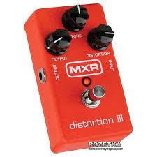 Отзывы о Педаль эффектов Dunlop M115 MXR ... - ROZETKA