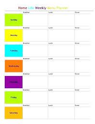 free word menu template free holiday menu template download menu planner template free word