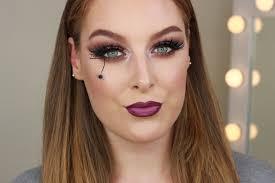 spider web makeup tutorial