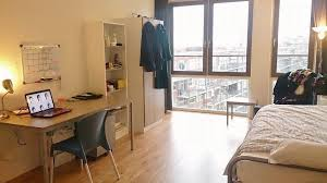 Furnished Single Studio Apartment in The Hague ...