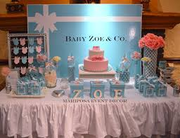 38 Best Baby Shower Tiffany U0026 Co Images On Pinterest  Tiffany Tiffany And Co Themed Baby Shower