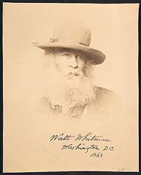 poet joshua beckman on walt whitman and influence interview essay walt whitman