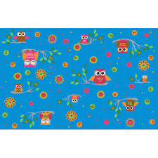 kid carpet counting owls with abcs kids rug wayfair