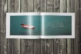 Indesign Landscape Photo Book Template