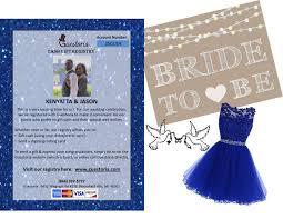 wedding invitation wedding bridal registry blue text png image with transpa background