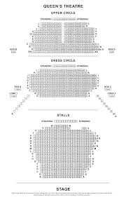 Theatre Royal Newcastle Seating Chart Buy Les Miserables Tickets At West End Theatre Bookings