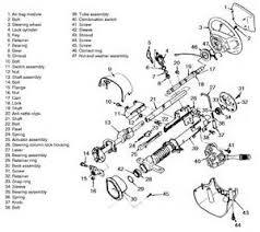 similiar 1990 ford steering column diagram keywords ford steering column diagram on 97 ford pickup steering column wiring