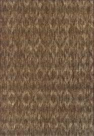 dalyn sparta indoor outdoor chocolate area rug 3 3 x 5