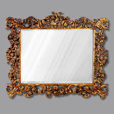 Antique mirror frame Large European Antique Refined Pierced Mirror Luxury Frame Decor Wall Art Hotel Or Beauty Salon Or Bathroom Used Pinterest European Antique Refined Pierced Mirror Luxury Frame Decor Wall Art