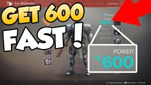 How To Get 600 Light Level Fast Lvl 50 Fast Destiny 2 Forsaken