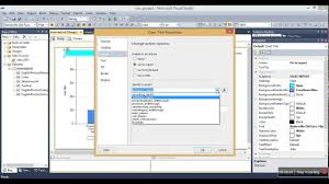 Chart Report Properties In Ssrs Part 1 Video24