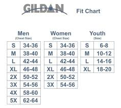 Gildan Unisex Size Chart Google Search Birthday Shirts