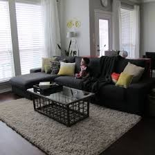 Living Room Chaises Kivik Loveseat And Chaise Lounge Dansbo Dark Gray Google Search