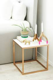 IKEA hack nightstand. Turn any IKEA side table ...