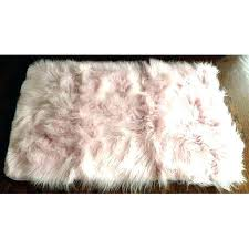 light pink furry rug pink faux fur rug furry bathroom rugs pink furry rug home silky