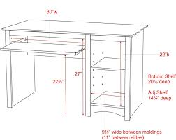 office desk size. cool standard office chair dimensions 45 for comfy desk with size