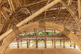 Architecture And Construction Bamboo Architecture Construction Earth Construction