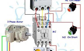 expert toyota 3 wire alternator wiring diagram alternator wire 220 Volt Switch Wiring Diagram premium 440 volt 3 phase wiring diagram installing contactor and overload relay for 3 phase motor