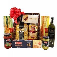 pasta gift baskets delivery europe germany uk austria