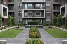 apartment landscape design.  Apartment 4 Trends Reflecting Changes In Apartment Landscape Designs Intended Design Property Management Insider