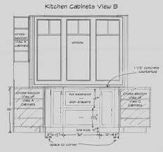 Kitchen Cabinets Design Drawings Design Inspirations