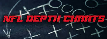 Nfl Depth Charts 2019 Gridiron Experts
