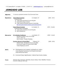 Free Functional Resume Template Word Resume Examples