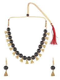 Buy Archi Collection <b>Boho</b> Vintage Oxidized <b>Gold</b> Plated <b>Fashion</b> ...
