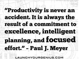 Productivity Quotes Custom 48 Inspiring Quotes On Productivity And New Slideshare