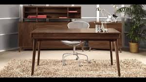 mid century modern home office. Terrific Mid Century Modern Office Desk Home Furniture Check With Regard To