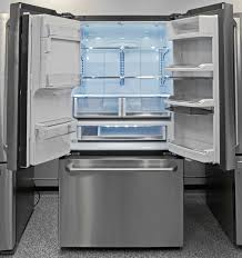 ge cafe refrigerator reviews. Contemporary Cafe We Couldnu0027t Find Anything Wrong With The Highend French Door GE Cafe On Ge Refrigerator Reviews Reviewed